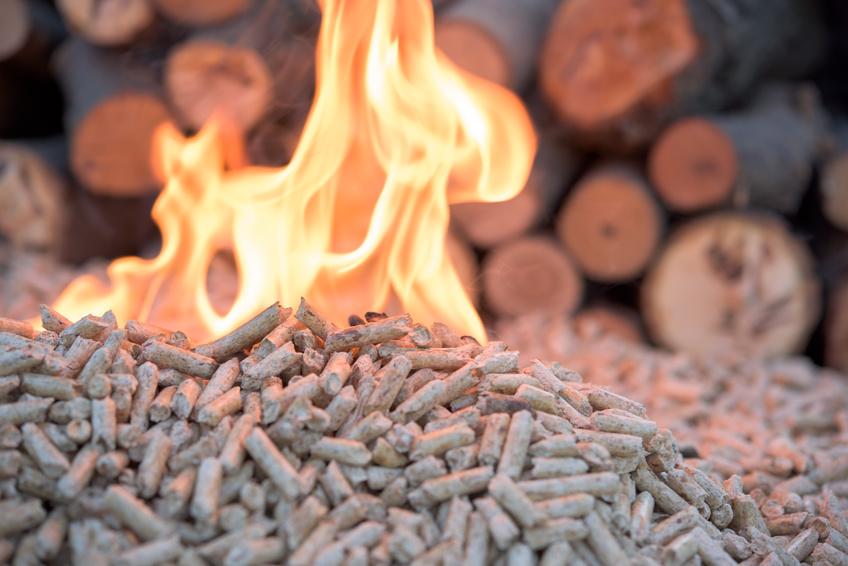 Baywa Energie führt neue Pelletsmarke ein