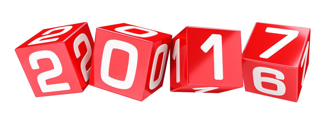 Positive Entwicklung im Jahr 2016
