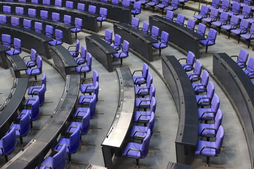 Abgeordnete des Bundestags machen Werbung für Pellets