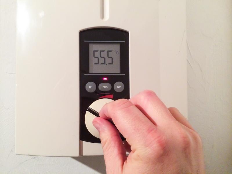 Neue Anforderungen für Warmwasserspeicher