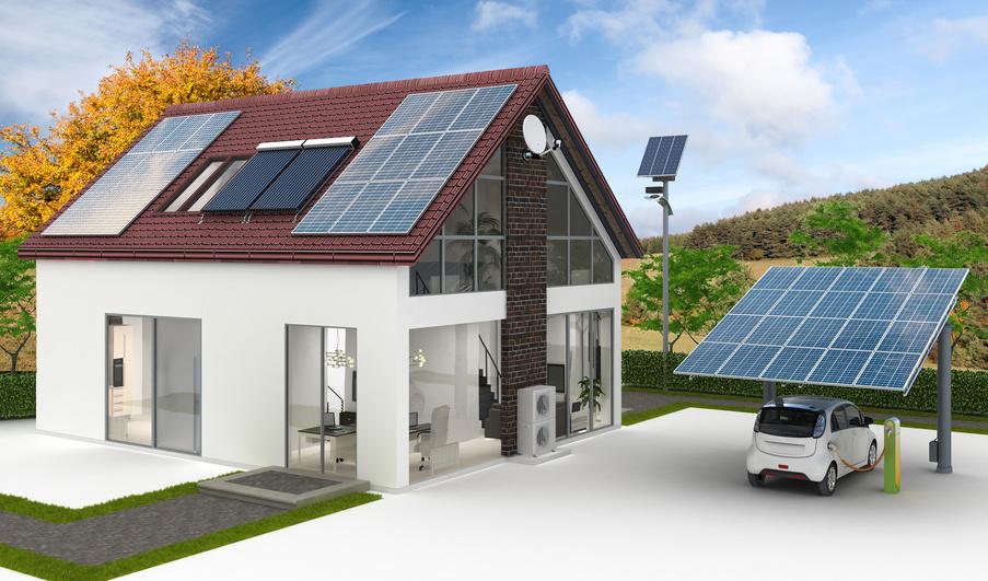 Schlepender Anstieg von Solarwärmeanlagen in Deutschland