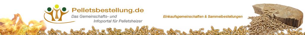 Pelletsbestellung.de - Pelletspreise vergleichen & Informationsaustausch