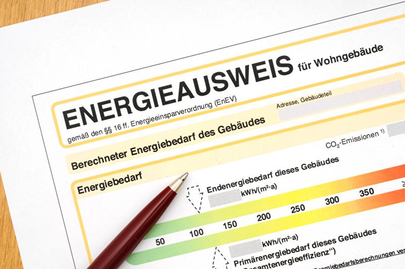 Neue Regeln für Energieausweise ab Mai 2021