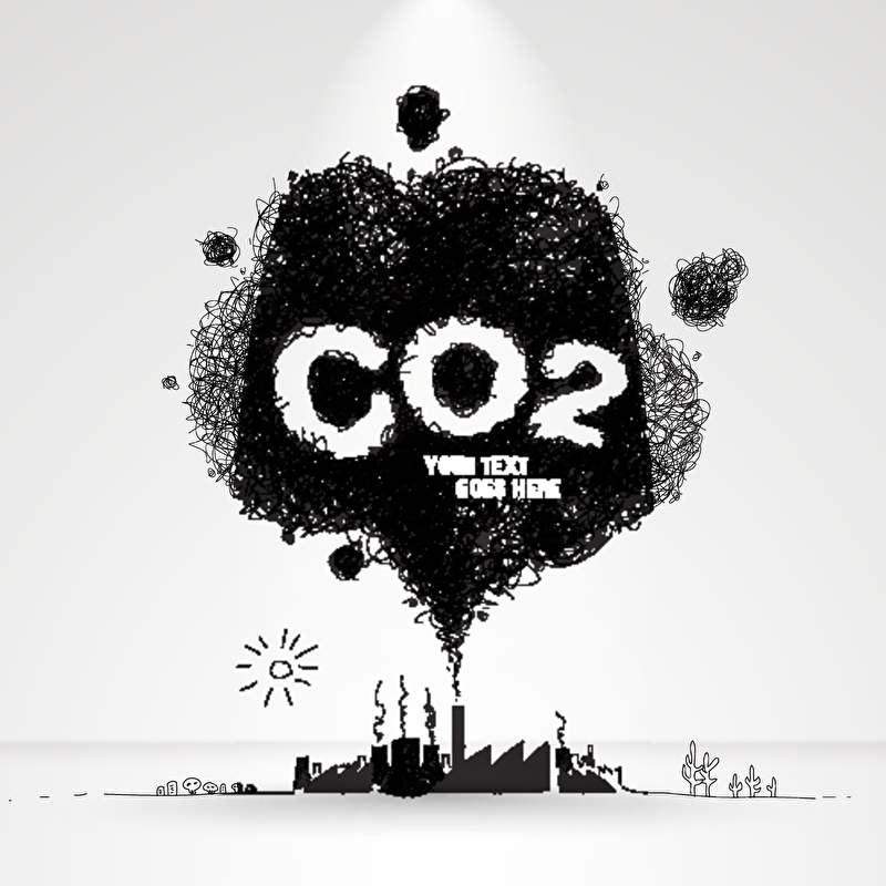 Anstieg der Treibhausgasemissionen
